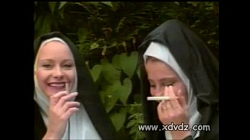 Nun Asks Fellow Sisters To Spank Her Bare Ass Punishing Her For Hot Dreams