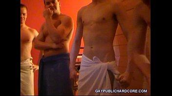 Bareback sauna club