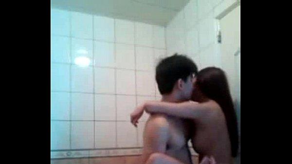 Taiwanese couple having sex
