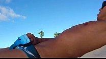 Gozando Na Praia
