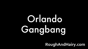 Nasty gay bear Orlando gets tight gay video