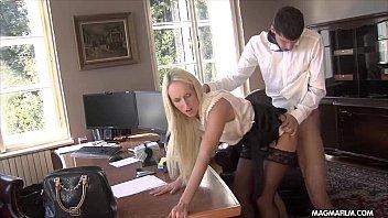 MAGMA FILM Fucking the office secretary
