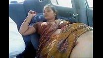 Tamil saare aunty