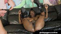 Thick Black Ho Jayme Jewelz Tag Teamed
