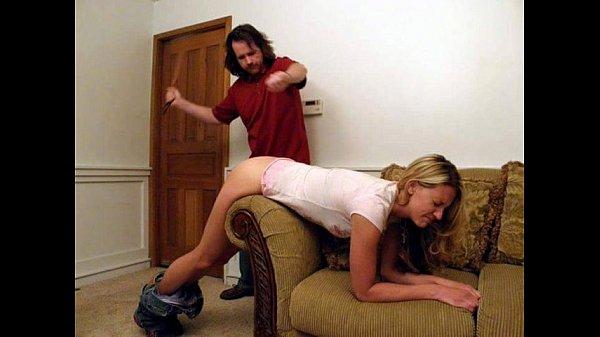 spanked girls