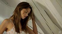 Hot Babe Efrat Mai Rubs Her Sweet Pussy - EroticVideosHD.com