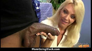 Hot Milf Gets Ripped By A Black Cock! 9