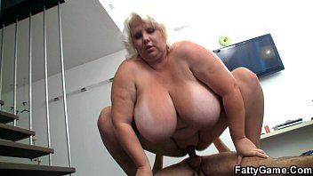 Big tits blonde sucks and rides after photosession