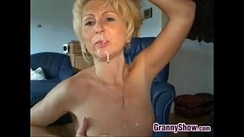 Granny And Her Young Lover Having Sex