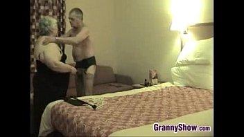 Kinky Granny And Her Husband Having Fun 6 min