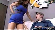 Hot Sexy Milf Ride Huge Cock On Tape mov-06