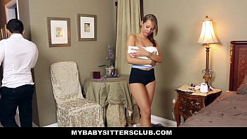 MyBabySittersClub - Sneaky BabySitter (Liza Rowe) Fucked Hard