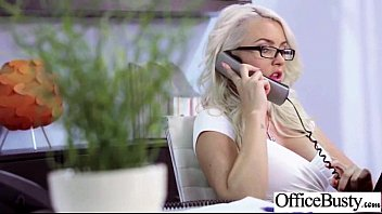 Sex In Office Class With Big Juggs Worker Girl video-10