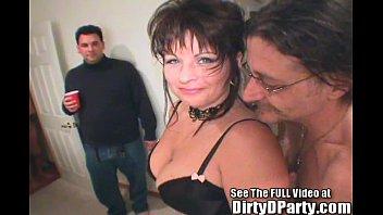 Brandi Landers Gang Bang Party At Dirty Ds Den of Debauchery