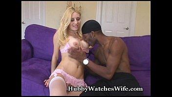 Wifey Pleased By Big Black Member