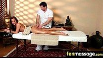 Babe Hottie Fires Fantasy Massage 13