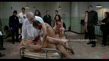 Patient treated with extreme gang bang 4 min