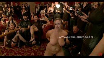 Naked sex slaves public t.