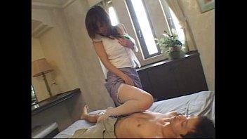 Japanese teacher fucks her student / Riko tachibana sex clip #1