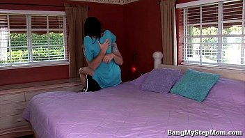 Taboo Passion With Irresistible Stepmom!