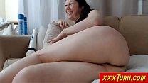 Insatiable Busty Fucks Her Holes With Big Toys ★ xxxTurn.com