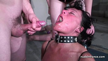 Amateur french couples in sex slaves action hard analyzed in bdsm