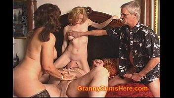 Taboo Mom and Daughter have CUM PARTY