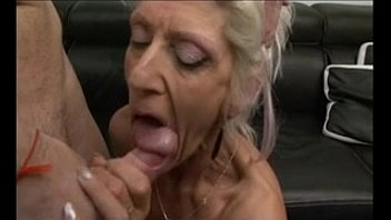 French GILF gets anal