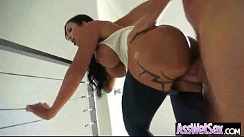 Anal Sex Tape With Round Big Ass Girl (jewels jade) movie-14
