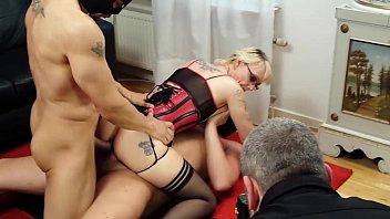 Scandinavian porn BTS with Norwegian MonicaMilf