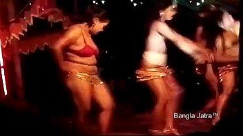 Bangla Jatra Dance 2016 4 min