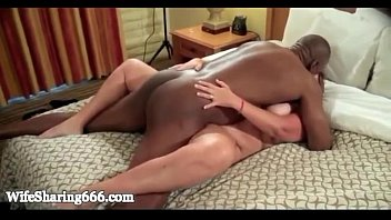 BBW Wife Banged Hard and Creampied