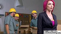 (anna bell peaks) Big Tits Girl In Office Have A Hard Treat Sex movie-05