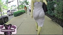 Milf Walking Dress See Trough