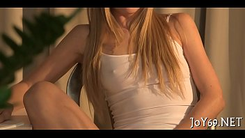 Legal age teenager girl toys herself hard