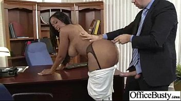 (codi bryant) Big Juggs Office Girl Enjoy Hard Sex Scene vid-12