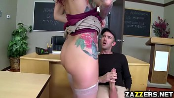 Danny D fucks Monique Alexanders pussy doggystyle from behind