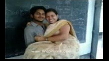 Tamil College Boy Enjoys His Teacher Sex Video Everseen Mms