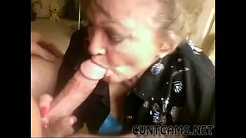 Granny Sucks Cock in the Nursing Home - More at cuntcams.net
