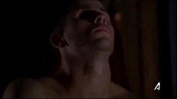 "nick jonas' sex scenes in ""kingdom"""