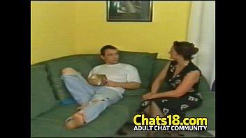 Young cock mature woman fucking hard sofa classic porn fuck