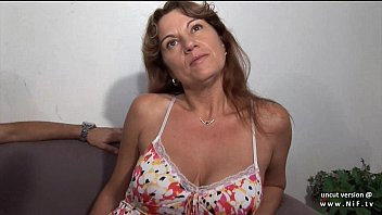 Casting amateur french squirt mom analyzed double penetrated and hard gangbanged 15 min