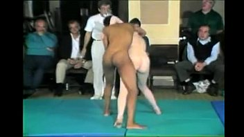 Festelle nude interracial catfight