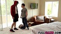 Intruder fucks gay  fullgays.com