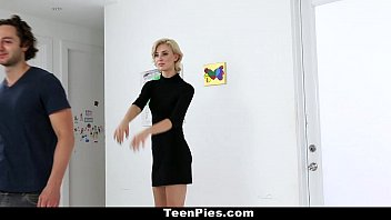 TeenPies- Blonde Teen (Hailey Reed) Gets Fucked and Filled Up 10 min