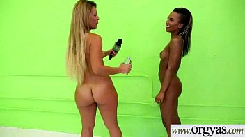 Sex On Cam For Lots Of Money With Easy Seduced Hot Girl (Anya Olsen&Lucy Doll) video-01
