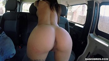 BANGBROS - Fitness Babe Picked up on the Bang Bus