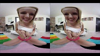 Teen VR - Scarlett Sage - RealTeensVR.com