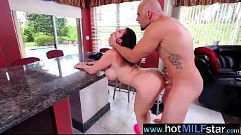 Hardcore Sex Between Mamba Stud Cock In Hot Milf (sara jay) vid-27