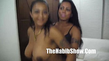 Brazilian Freaks from the Hood gangbanged in RIo